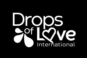 Drops of love logo